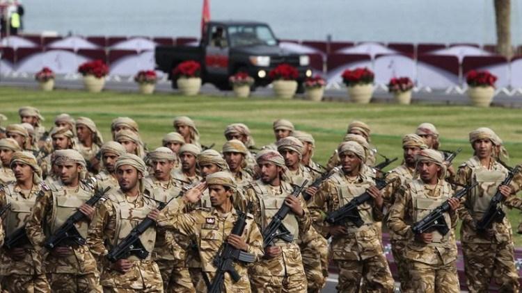 Semoga Tidak Terjadi Perang di Qatar