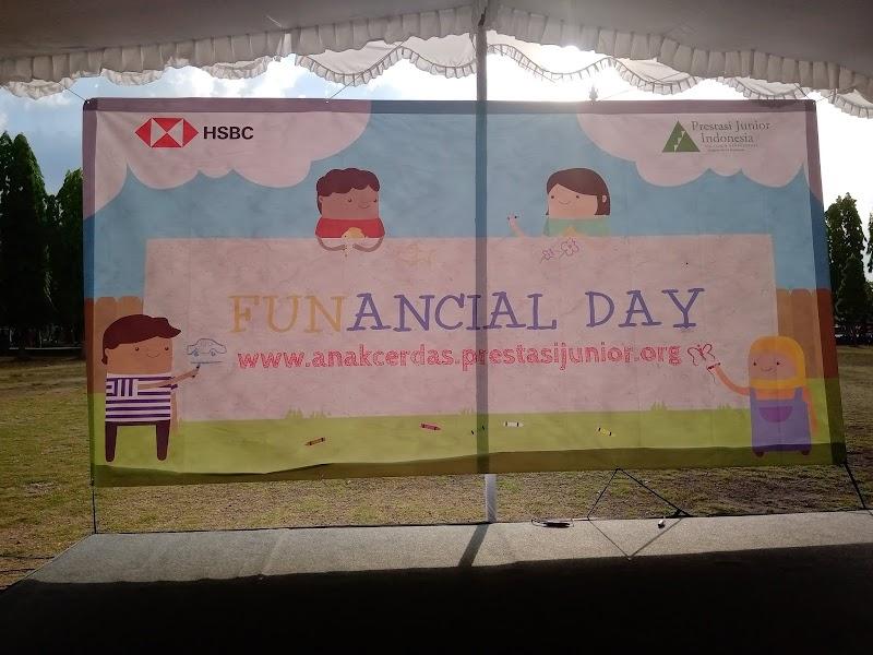 Belajar Keuangan Menyenangkan Edutect Anak Cerdas dari HSBC Indonesia dan Prestasi Junior