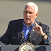 Pence To Keep Up Campaign Travel; Members Of Staff Have Contracted Virus