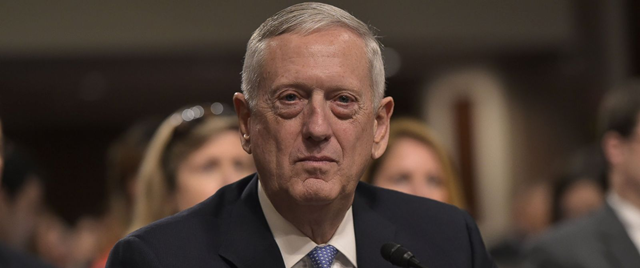 Secretary of Defense, General James Mattis. Photo: ABC News
