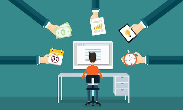 كورس شامل عن العمل الحر على الانترنت