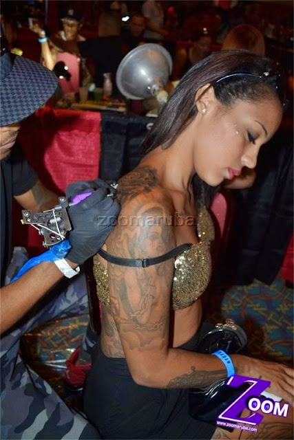 ARUBAS 3rd TATTOO CONVENTION 12 april 2015 part2 - Image_169.JPG