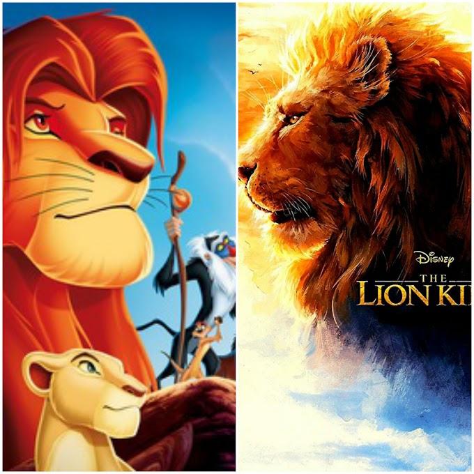 25 Yılda Mufasa'nın Dönüşümü: Aslan Kral(1994 vs. 2019)