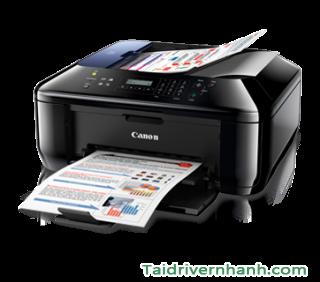 Cách tải phần mềm máy in Canon PIXMA E600 – hướng dẫn sửa lỗi không in