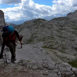 Alpi: Tofana di Rozes (3225m)