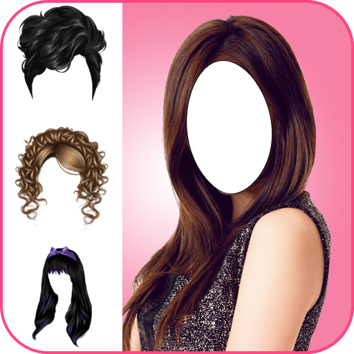 Girls Hairstyle Change Camera Editor