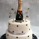 Champagne bottle tiered cake.jpg