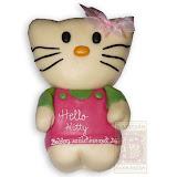 40. kép: Formatorták (lányoknak) - Hello Kitty torta