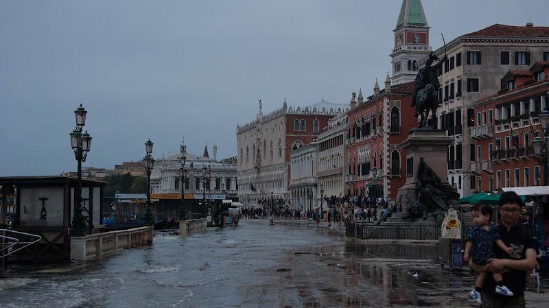 Venezia Allagata di Dario Santo