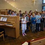 Sct. Michaels skoles kor medvirker ved gudstjenesten den 30. maj