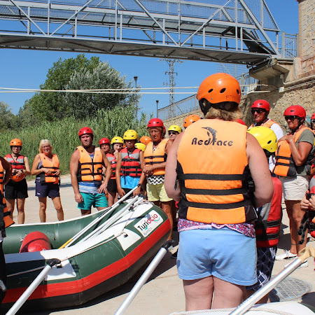 Descenso en Rafting 21/07/2018 (Segundo turno)