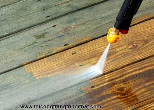 Mẹo làm sạch và bảo quản đồ gỗ khi trời hanh khô - thi công nội thất gỗ-5