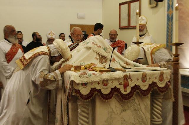 Clergy Meeting - St Mark Church - June 2016 - _MG_1455.JPG