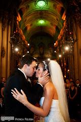 Foto 1030. Marcadores: 29/05/2010, Casamento Fabiana e Joao, Rio de Janeiro