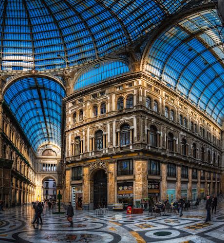Galeria Umberto I by Krasimir Lazarov - Buildings & Architecture Public & Historical ( public, naples, italy, building, gallery, architecture )