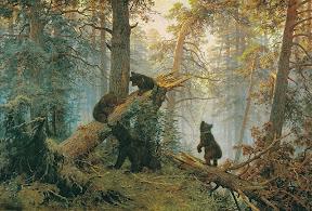 Утро в сосновом лесу, 1889.jpg