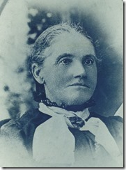 Elizabeth Antoney - nee Young