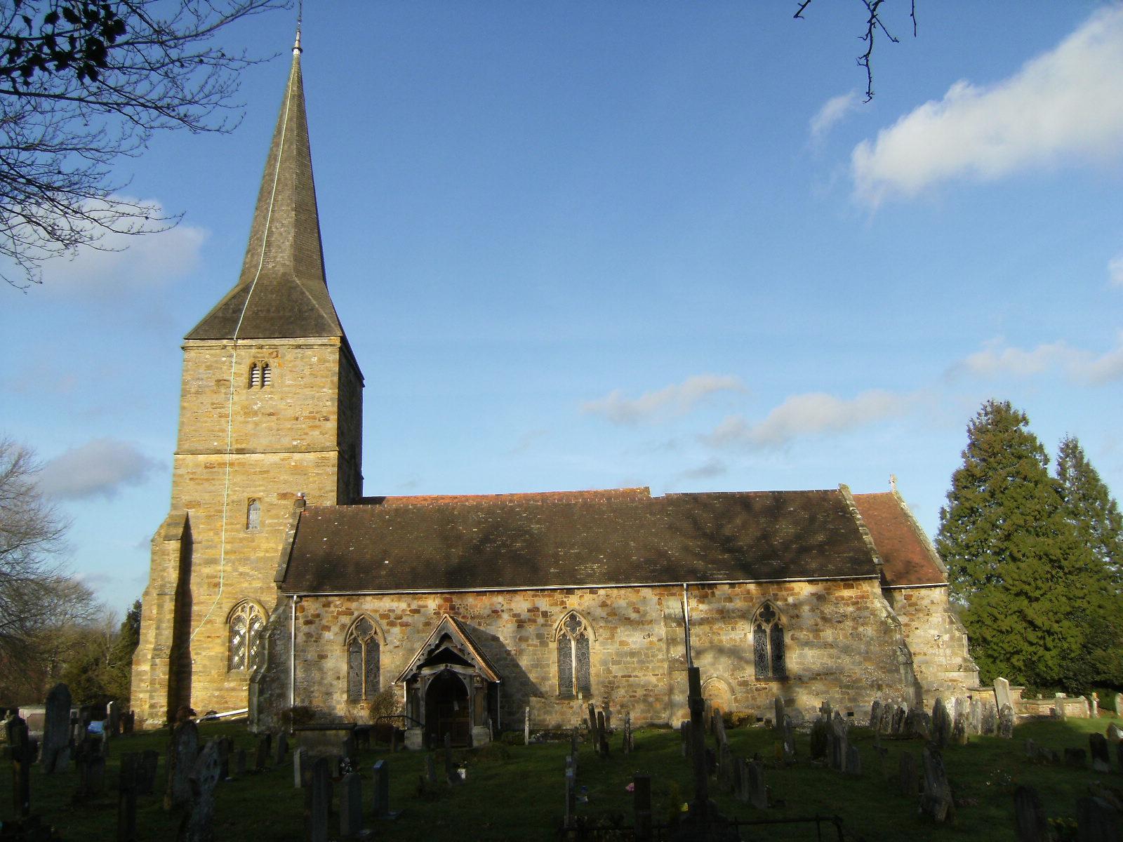 1102030127 St Mary the Virgin, Hartfield
