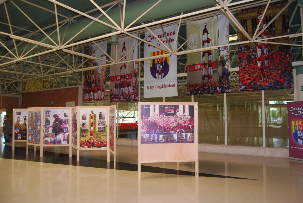 Exposició 15 anys, INEFC 7-11-11 - 20111007_506_Exposicio_CdL_a_INEFC.jpg