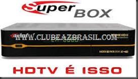 SUPERBOX PRIME HD 2 NOVA ATUALIZAÇÃO
