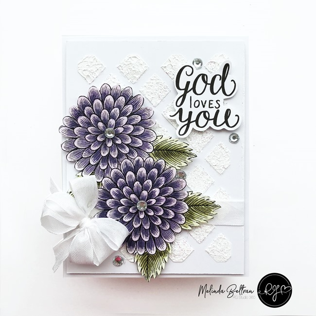 God loves you card2