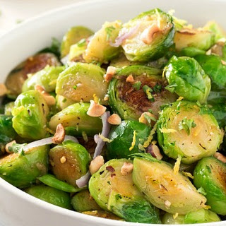 Brussel Sprouts With Hazelnuts Recipes