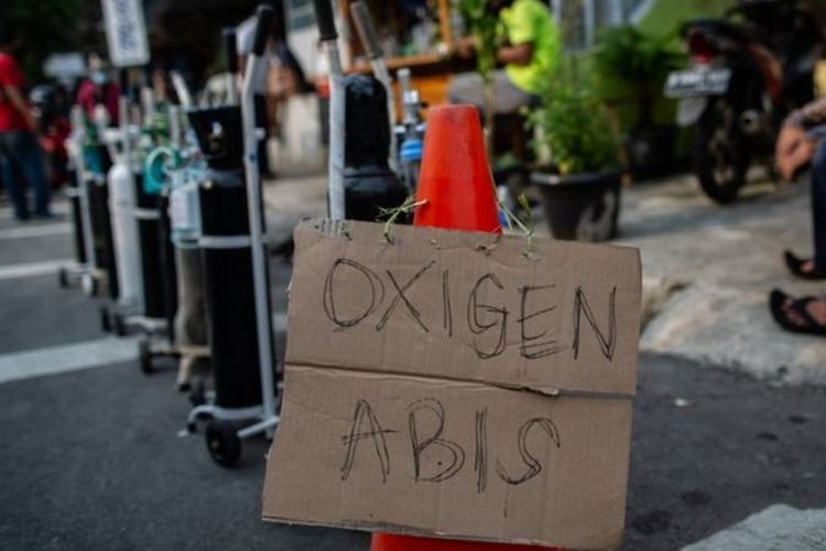 Ironi Oksigen Tabung: Dulu RI Sumbang India, Kini Mau Impor