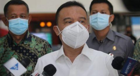 Sufmi Dasco Minta Pemerintah Larang WNA Masuk Indonesia selama PPKM Darurat