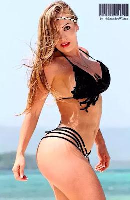 Arcelia Bravo en sus fotos mas sexys