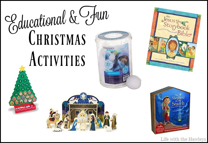 Educational and Fun Christmas Activities for Kids
