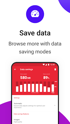 Opera Mini - fast web browser 46.0.2254.145391 Apk for Android 6