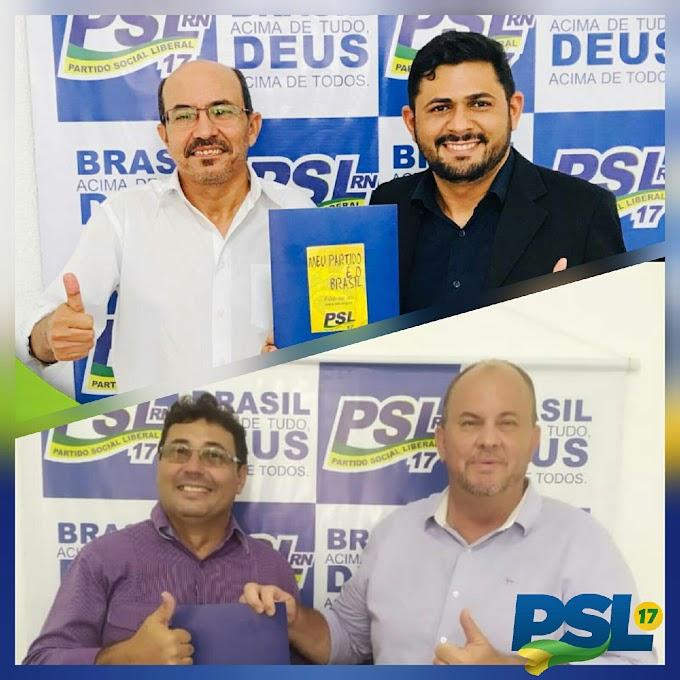 Os prefeitaveis Rômulo Paulista e Edson Silveira fecham nominata de vereadores e vereadoras com sucesso.