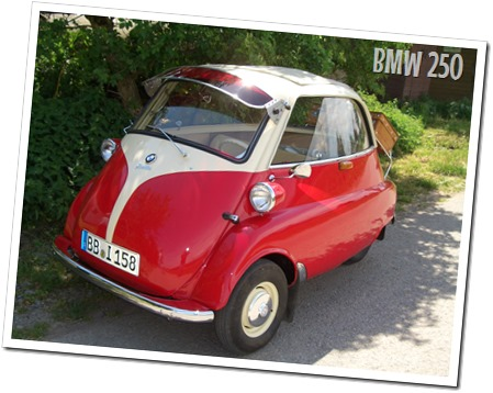 BMW 250 Isetta - autodimerda.it