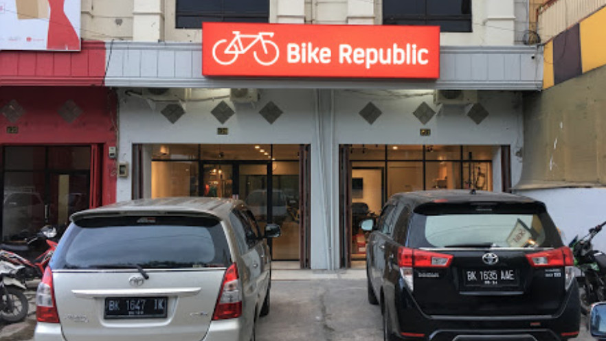 BIKE REPUBLIC (NEW)