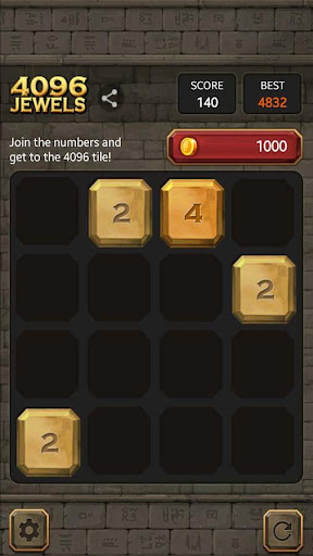 4096 Jewels : Make Crown - screenshot