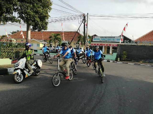 5 Jalur Wisata Sepeda Yogya Yang Asyik Dijajal