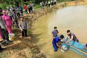 Kapolres Anambas  Hadiri Pesta Panen Raya Ikan Air Tawar