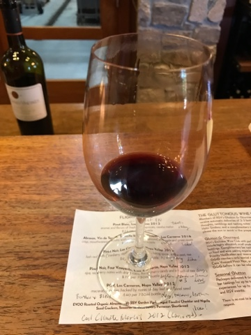 Robert Sinskey Vineyards Cold Climate Merlot 2012, Carneros