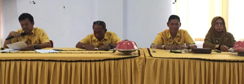 Ketua APDESI Berharap Agar Ada Sekretariat  di Tahun 2020 Untuk Proses Administrasi