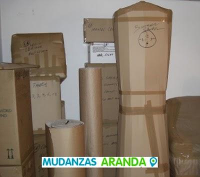 Empresa transporte Sotillo de la Ribera