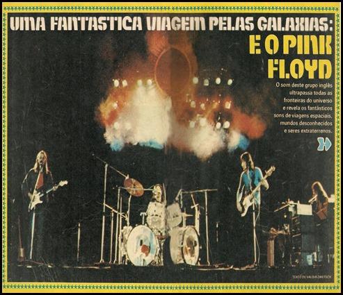 Pink Floyd, Uma fantástica viagem pelas galáxias - Pop 1974-10 - 01