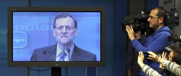 Periodistas discurso Rajoy presidente preguntas EDIIMA20130202 0147 5