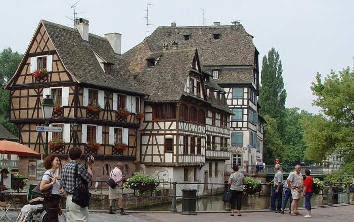 Estrasburgo lugar turistico de Francia