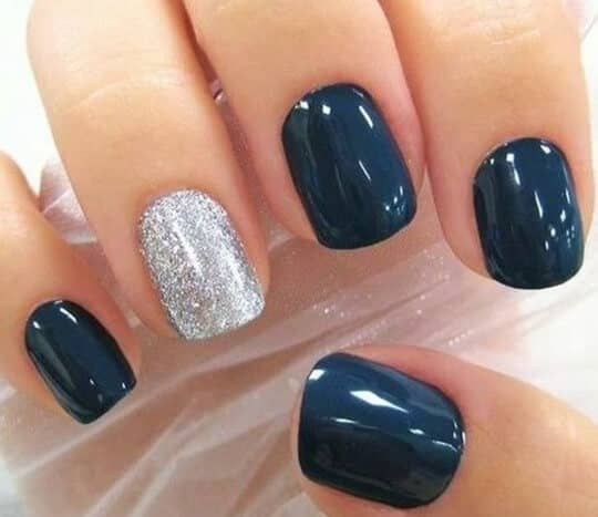 Gorgeous Winter Nail Designs