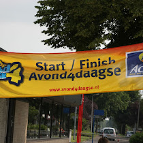 Wandelvierdaagse 2009 Dinsdag