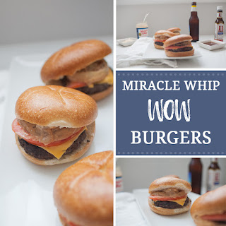Miracle Whip WOW Burgers.