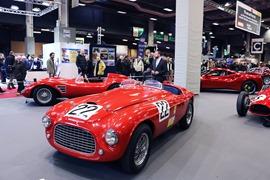 Ferrari 166 Mille Moglia