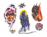 Fantasy Tattoo Designs