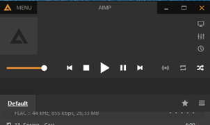 Instalar plugins de Winamp en AIMP