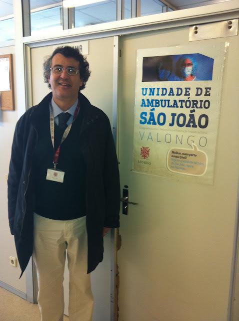 Filipe Basto (Medico Professor da Universidade do Porto - Portugal) Fev 2013